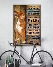 COCKER SPANIEL DOG LOVER 11x17 Poster lifestyle-poster-7