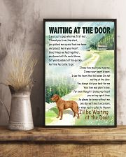 CHESAPEAKE BAY RETRIEVER WAITTING AT THE DOOR 11x17 Poster lifestyle-poster-3