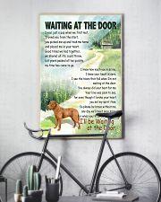 CHESAPEAKE BAY RETRIEVER WAITTING AT THE DOOR 11x17 Poster lifestyle-poster-7