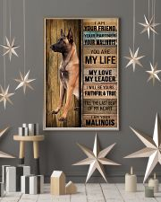MALINOIS DOG LOVER 11x17 Poster lifestyle-holiday-poster-1