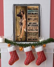 MALINOIS DOG LOVER 11x17 Poster lifestyle-holiday-poster-4