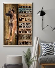 MALINOIS DOG LOVER 11x17 Poster lifestyle-poster-1