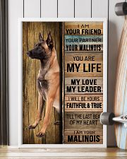 MALINOIS DOG LOVER 11x17 Poster lifestyle-poster-4