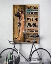 MALINOIS DOG LOVER 11x17 Poster lifestyle-poster-7