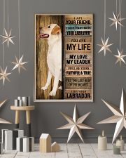 LABRADOR DOG LOVER 11x17 Poster lifestyle-holiday-poster-1