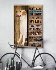 LABRADOR DOG LOVER 11x17 Poster lifestyle-poster-7