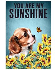 CAVALIER SPANIEL YOU ARE MY SUNSHINE 11x17 Poster front