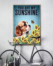 CAVALIER SPANIEL YOU ARE MY SUNSHINE 11x17 Poster lifestyle-poster-7
