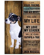 JACK RUSSELL DOG LOVER 11x17 Poster front
