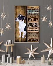JACK RUSSELL DOG LOVER 11x17 Poster lifestyle-holiday-poster-1
