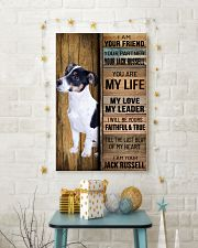 JACK RUSSELL DOG LOVER 11x17 Poster lifestyle-holiday-poster-3
