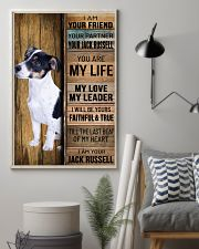 JACK RUSSELL DOG LOVER 11x17 Poster lifestyle-poster-1