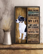 JACK RUSSELL DOG LOVER 11x17 Poster lifestyle-poster-3