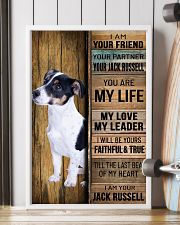 JACK RUSSELL DOG LOVER 11x17 Poster lifestyle-poster-4