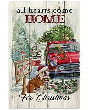 BULLDOG COME HOME FOR CHRISTMAS Vertical Poster tile