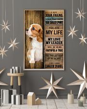 CAVALIER KING SPANIEL DOG LOVER 11x17 Poster lifestyle-holiday-poster-1