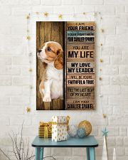 CAVALIER KING SPANIEL DOG LOVER 11x17 Poster lifestyle-holiday-poster-3