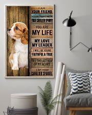 CAVALIER KING SPANIEL DOG LOVER 11x17 Poster lifestyle-poster-1
