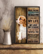 CAVALIER KING SPANIEL DOG LOVER 11x17 Poster lifestyle-poster-3
