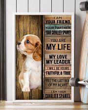 CAVALIER KING SPANIEL DOG LOVER 11x17 Poster lifestyle-poster-4