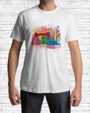 Colourful Pakistan  Classic T-Shirt lifestyle-mens-crewneck-front-1