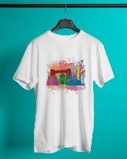Colourful Pakistan  Classic T-Shirt lifestyle-mens-crewneck-front-3