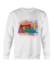 Colourful Pakistan  Crewneck Sweatshirt thumbnail