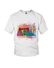 Colourful Pakistan  Youth T-Shirt tile