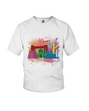Colourful Pakistan  Youth T-Shirt thumbnail