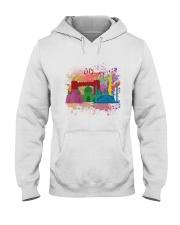 Colourful Pakistan  Hooded Sweatshirt thumbnail