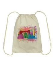 Colourful Pakistan  Drawstring Bag thumbnail