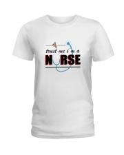 A Pround Nurse Ladies T-Shirt thumbnail