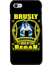 Brusly-LA proud my home Shirt Phone Case thumbnail