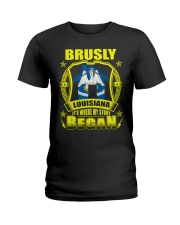 Brusly-LA proud my home Shirt Ladies T-Shirt thumbnail