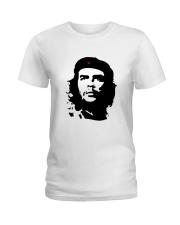 Che Guevara Retro Political Ladies T-Shirt thumbnail