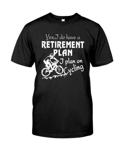 Cycling plan