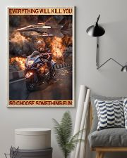 Poster For Biker 16x24 Poster lifestyle-poster-1