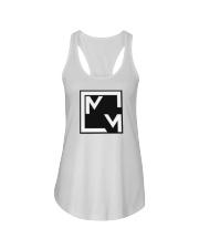 Ladys MM Shirt Ladies Flowy Tank front
