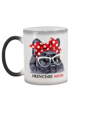 cup frenchie Color Changing Mug color-changing-left