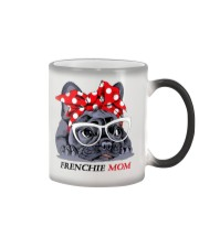 cup frenchie Color Changing Mug color-changing-right