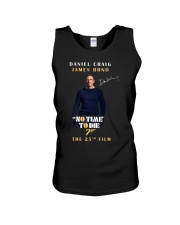 NO TIME TO DIE - THE 25TH FILM  Unisex Tank thumbnail