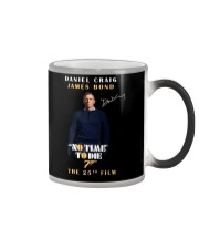 NO TIME TO DIE - THE 25TH FILM  Color Changing Mug thumbnail