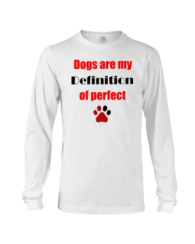 Dog are my definition