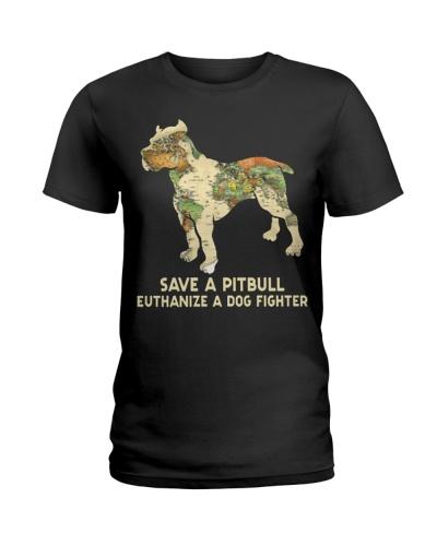 Save Pitbull Classic T-Shirt