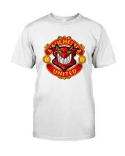 man united Classic T-Shirt thumbnail