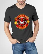 man united V-Neck T-Shirt garment-vneck-tshirt-front-lifestyle-01