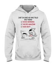 Personalized Couple Valentine Shirts Hooded Sweatshirt tile
