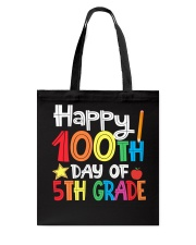 5TH GRADE 100 DAYS Tote Bag thumbnail