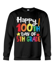 5TH GRADE 100 DAYS Crewneck Sweatshirt thumbnail