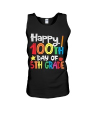 5TH GRADE 100 DAYS Unisex Tank thumbnail